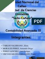 CONTABILIDAD AVANMZADA 2