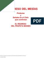 EL REGRESO DEL MESÍAS
