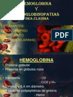 Hemoglobin Ay Hemoglobin Op a Ti As - Grupo 2 - Genetica Medica, Presentacion