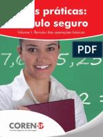 Boas Praticas Calculo Seguro Volume 1 Revisao Das Operacoes Basicas