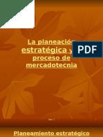 2 Sem -F M-La planeación estratégica y el proceso de mercadotecnia(Rev Final)