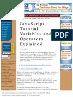 Tutorial de JavaScript-05