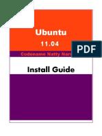 Ubuntu 11.04 Full Installation v1