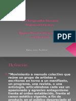 Las Vanguardias literarias hispanoamericanas