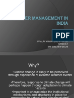 Disaster Management in India by Pralay Kumar Das & Rohan Ganguly