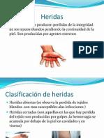 Heridas ( Introduccion Ala Enfermeria )