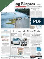 Koran Padang Ekspres | Minggu, 16 Oktober 2011