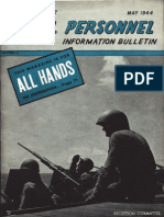 All Hands Naval Bulletin - May 1944