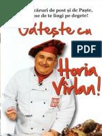 Carte Bucate -Horia Varlan