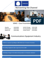 ComStar_Case Presentation
