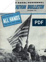 All Hands Naval Bulletin - Sep 1944