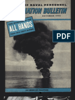 All Hands Naval Bulletin - Nov 1944