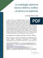 La Cosmologia vista