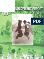 Nepal Human Development Report 1998