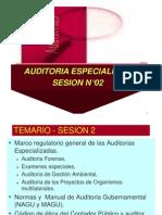 Auditoria Especializada
