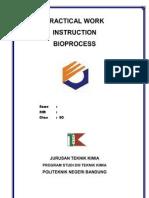 Practical Work Instruction