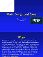 Work and Energy 2