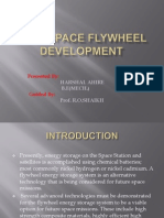 Aerospace Flywheel Development