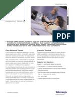 GPRS SGSN Capacity Testing 2008