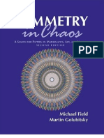 5186.Symmetry in Chaos. a Search for Pattern in Mathematics Art and Nature Second Edition by Michael Field