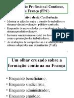 B La FPC Française (1)