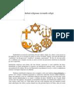 Simboluri Religioase in Marile Religii