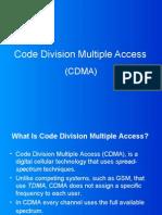 CDMA Presentation