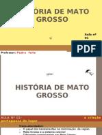 Historia de Mato Grosso