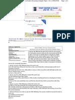 Upscportal.com Civil Services Download Ias Main General Studies Economy Sample Paper 2011