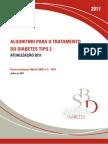 Algoritmo Para o Tratamento Do DM Tipo 2 - SBD