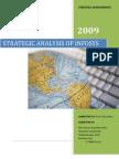 Strategic Analysis of Infosys