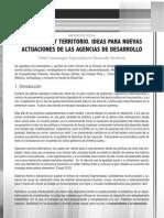 Innovación social, territorio y agencias de desarrollo local