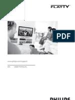 Manual 42pfl3312 10 Dfu Eng