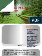 IFRS IDT