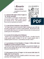 4 S. Rosari - Meditazioni Beato GPII