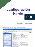 Configuracion de Harris INU Beta 04