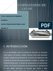 PresentacionINTERCAMBIADORESDECALOR[1]