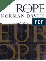 Europe_ a History - Norman Davies