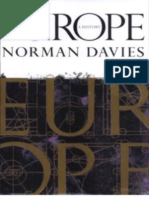 Davies Europea Europea History Davies Norman History Norman 0wnXNOP8k