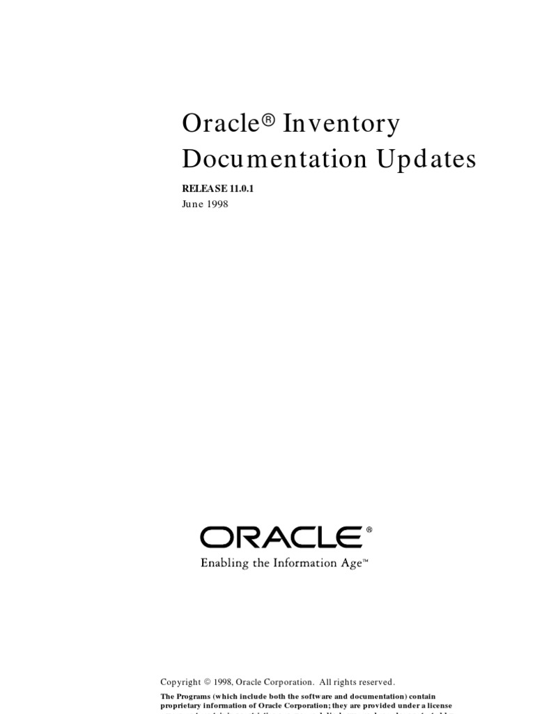 invupd license oracle corporation rh scribd com