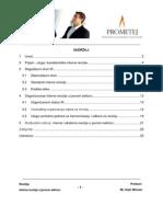 REVIZIJA - Interne Revizije u Javnom Sektoru