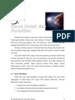 Bab-3+++Karya+Ilmiah+&+Penelitian