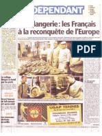 Equipe de France de Boulangerie