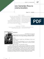 Duas vezes Guimarães Rosa no cinema brasileiro