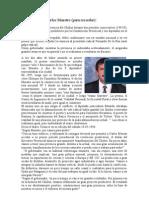 El Gobierno de Carlos Maestro-1