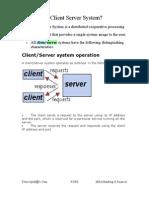Client Server V.