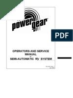 Power Gear Leveler | Electrical Connector | Valve