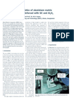 Tribological Property of Aluminium Matrix Hybrid Composte