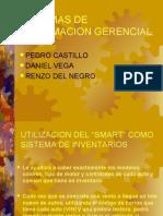 SISTEMAS DE INFORMACION GERENCIAL -RDELNEGRO-DVEGA-PCASTILLO