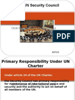 5. the Security Council